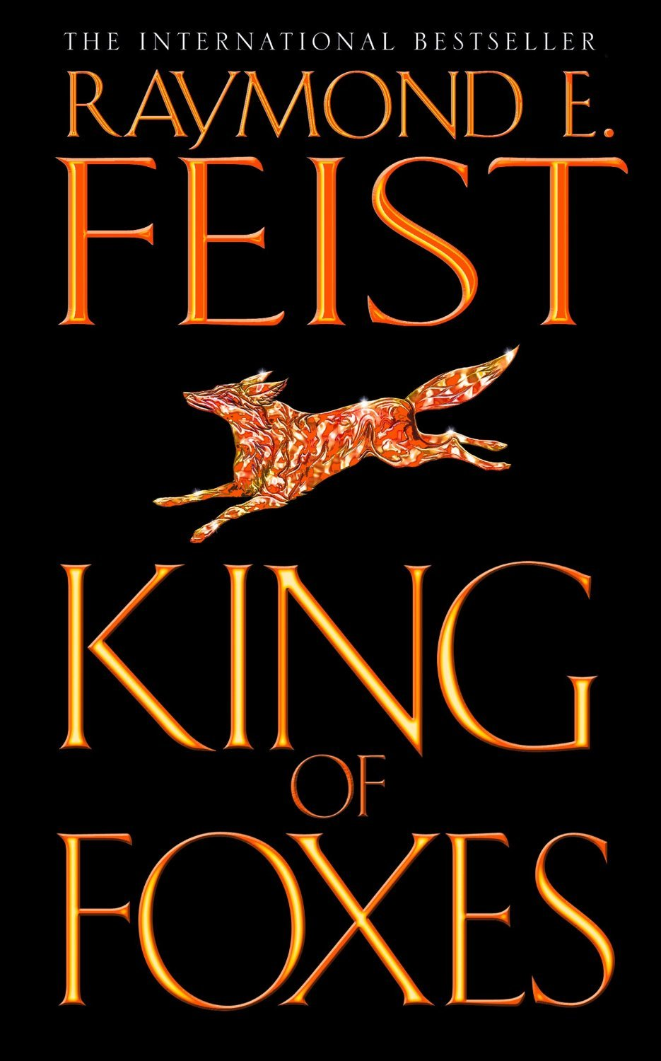 King of Foxes (Conclave of Shadows #2) by Raymond E Feist image
