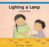 Lighting a Lamp by Jonny Zucker