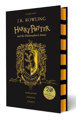 Harry Potter and the Philosopher's Stone - Hufflepuff Edition by J.K. Rowling image