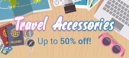 Travel Essentials Sale!