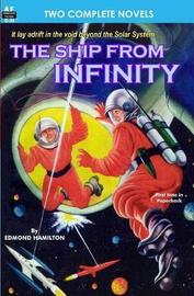 Ship from Infinity, The, & Takeoff by Edmond Hamilton image