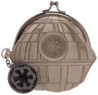 Star War: Death Star - Kiss Lock Coin Pouch