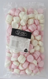 Rainbow Marshmallows Seconds 1kg
