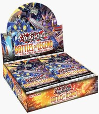 Yu-Gi-Oh! Battles Of Legend: Relentless Revenge Booster Box