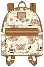 Loungefly: Dumbo - Dumbo Print Mini Backpack