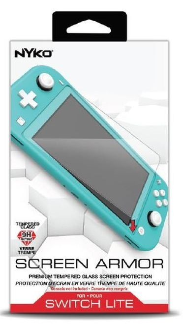 Nyko Switch Lite Screen Armor for Switch