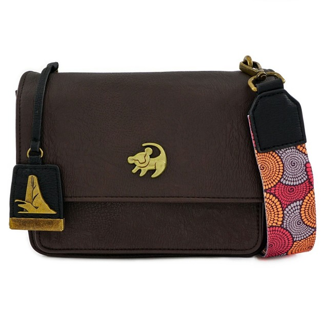 Loungefly: Lion King - Simba Painting Crossbody Bag