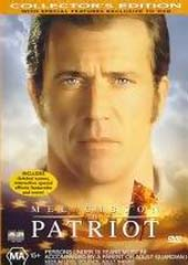 Patriot, The (Mel Gibson) on DVD