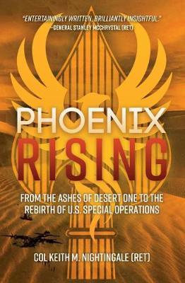 Phoenix Rising by Keith Nightingale
