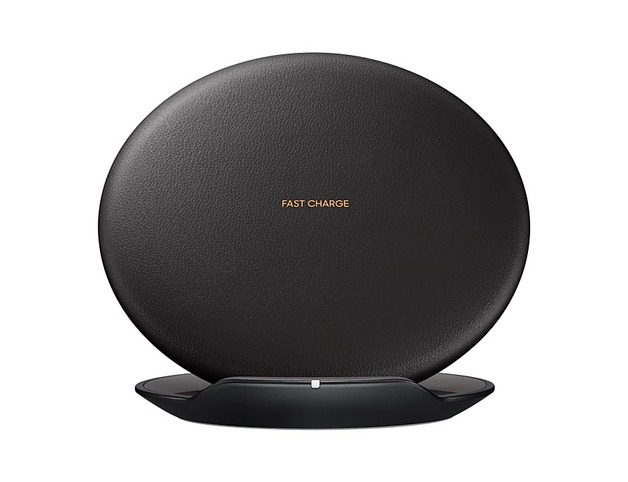 Samsung Fast Charge Wireless Charging Convertible Stand Black