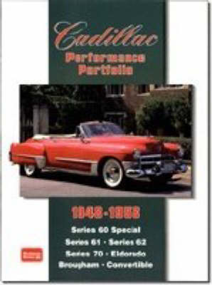 Cadillac Performance Portfolio 1948-1958 image
