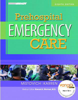 Prehospital Emergency Care by Brent A. Hafen image