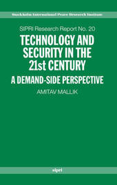 Technology and Security in the 21st Century by Amitav Mallik image