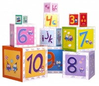 Giggle & Hoot Building Blocks
