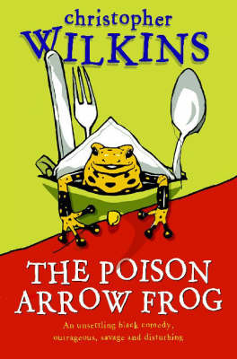 The Poison Arrow Frog by Christopher Wilkins