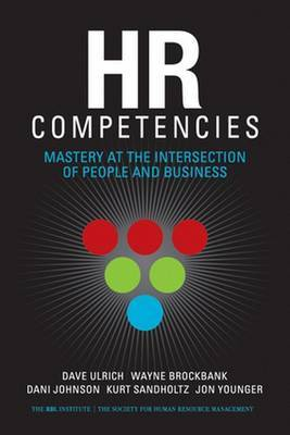 HR Competencies by Dave Ulrich image