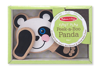Peek-a-Boo Panda - Melissa & Doug