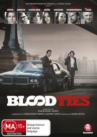Blood Ties on DVD