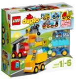 LEGO DUPLO: My First Vehicles (10816)