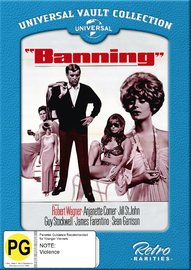 Banning on DVD