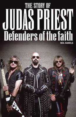 Defenders of the Faith by Neil Daniels image