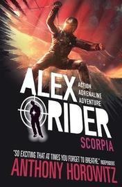 Scorpia by Anthony Horowitz