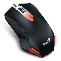 Genius X-G200 USB Gaming Mouse for PC Games