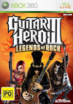 Guitar Hero III: Legends of Rock (Game Only) for Xbox 360