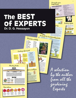 The Best of Experts by D.G. Hessayon image