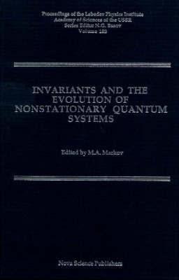 Invariants and the Evolution of Nonstationary Quantum Systems by V.V. Dodonov image