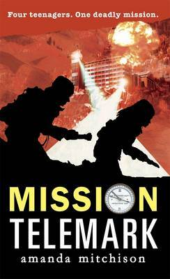 The Telemark Mission by Amanda Mitchison image