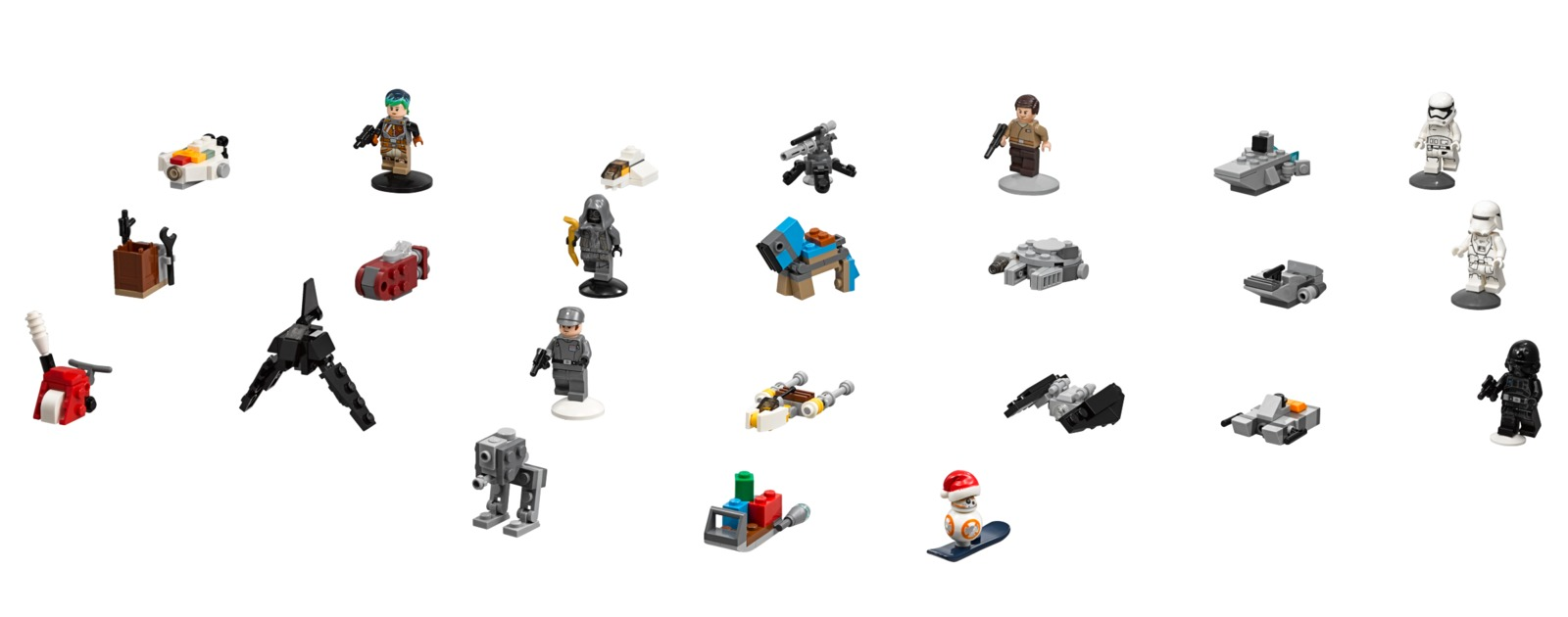 LEGO Star Wars: Advent Calendar (75184) image