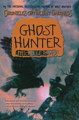 Chronicles of Ancient Darkness #6: Ghost Hunter by Michelle Paver image