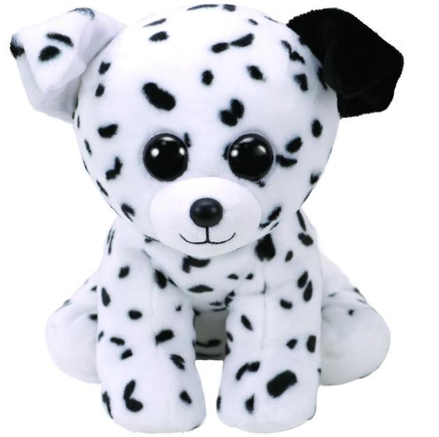 Ty Beanie Babies: Dalmatian Dog - Medium Plush