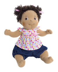"Rubens Barn: Kids Mimmi - 14"" Plush Doll"