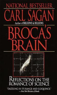 Broca's Brain: Reflections on the Romance of Science by Carl Sagan image