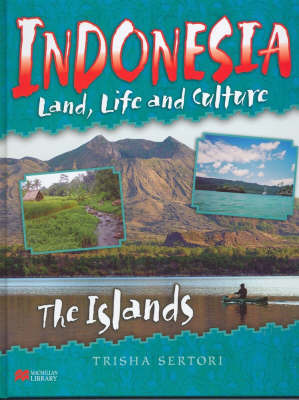 Indonesian Life and Culture Islands Macmillan Library image