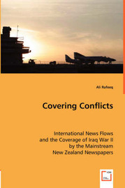 Covering Conflicts by Ali Rafeeq