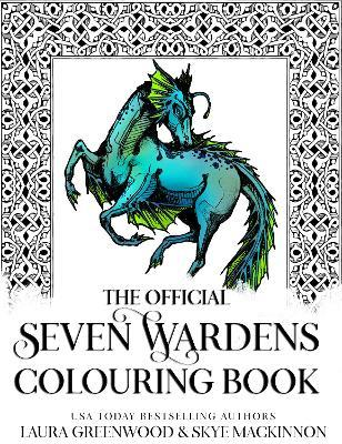 The Official Seven Wardens Colouring Book image