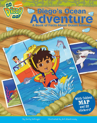 Diego's Ocean Adventure by Nickelodeon image