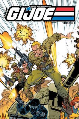 Classic G.I. Joe: v. 1 by Larry Hama image