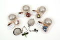 Stainless Steel Mesh Tea Ball with Novelty Bug Cup Decoration