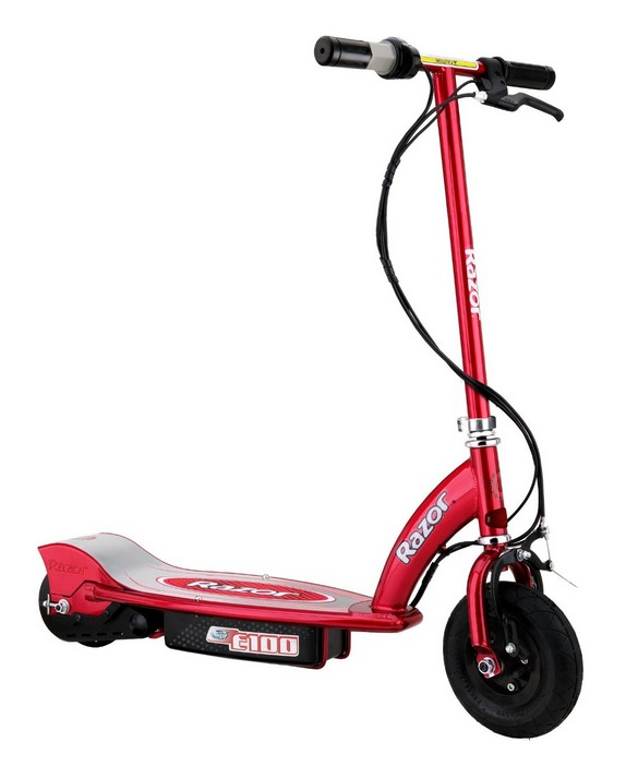 Razor E100 Electric Scooter Toy At Mighty Ape Nz