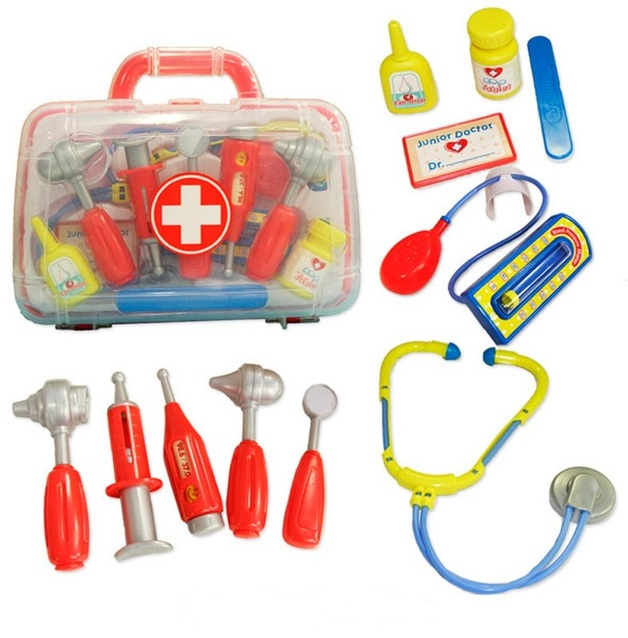 Deluxe Medical Kit in Case