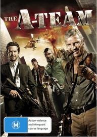 The A-Team on DVD