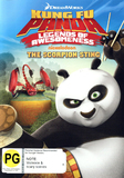 Kung Fu Panda: Legends of Awesomeness - The Scorpion Sting on DVD
