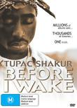 Tupac Shakur: Before I Wake on DVD