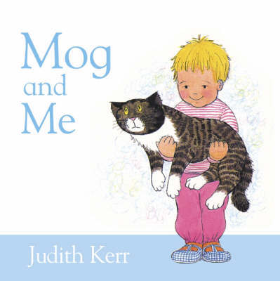 Mog and Me by Judith Kerr image