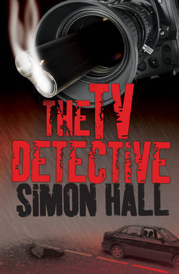 The TV Detective by Simon Hall image