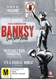 Banksy Does New York DVD